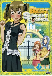 Best Student Council: Campus Antics Vol. 03 DVD