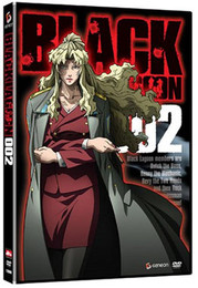 Black Lagoon Season 1 Vol. 02 Limited Edition DVD