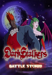 DarkStalkers: Battle Storm Vol. 1 DVD (ADVKids Version)