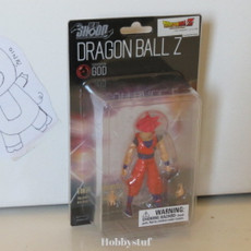 Dragon Ball Z: Shodo God Action Figure