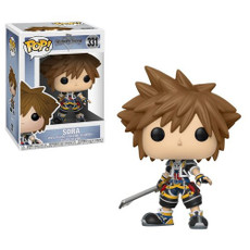 Kingdom Hearts: Sora Funko POP Vinyl Figure