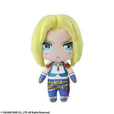 Final Fantasy IX: Zidane Mini Plush
