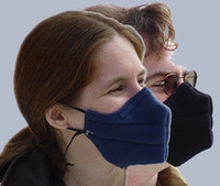 ICB Cold Weather Mask - Sapphire Blue
