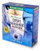 Nature Clean Automatic Dishwashing Powder
