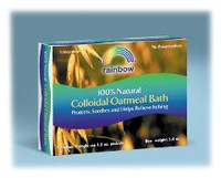 Rainbow Colloidal Oatmeal Bath