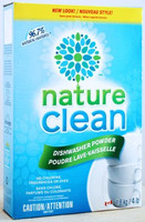 Nature Clean Automatic Dishwasher Powder 1.8kg / 4lb