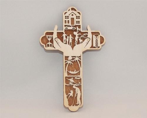 Fathers Cross