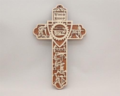 Woodworkers Cross