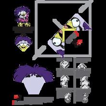 Alex Treebeak Origami Bookmark Download