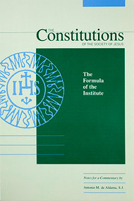 The Formula of the Institute: Notes for a Commentary - Paperback