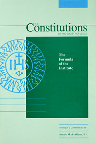 The Formula of the Institute: Notes for a Commentary - Hardcover