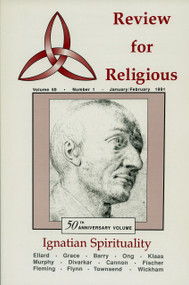 Review for Religious 50th Anniversary Volume - Ignatian Spirituality