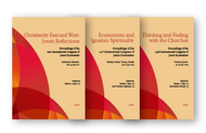 BUNDLE (3 Books): Proceedings of the 21st—23rd International Congresses of Jesuit Ecumenists