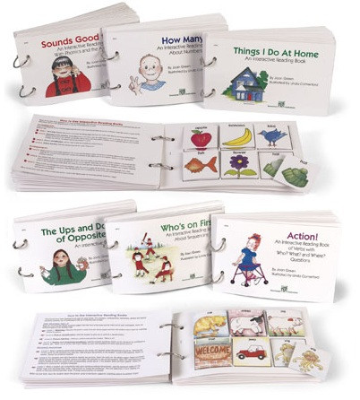 Beginning Language Interactive Reading Books - Set 1