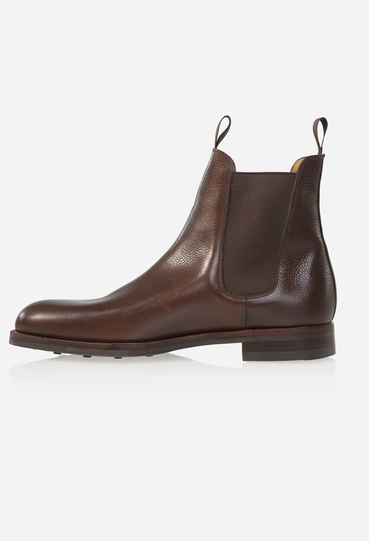 Brown Johnson Chelsea Boot