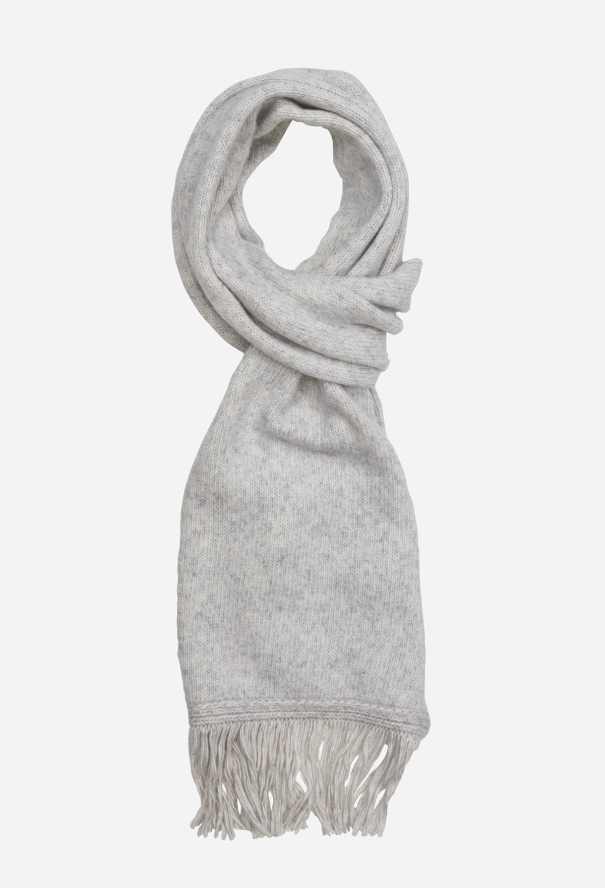 Grey Luxe Scarf