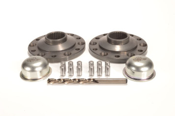 RCV 4340 Drive Flange Set for Toyota Solid Front Axles