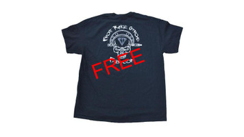 FREE FROR TSHIRT GIVEAWAY