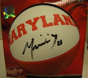 Greivis Vasquez Auto Terps Youth Basketball