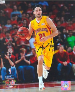 Greivis Vasquez Auto 8x10 Photo #2