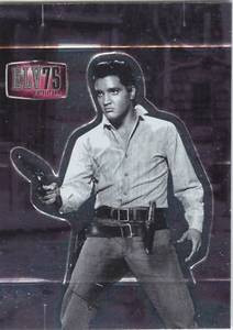 Elvis Milestone Pop Up Card PU 1