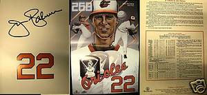 Orioles Jim Palmer 1985 Baltimore Sun Tribute
