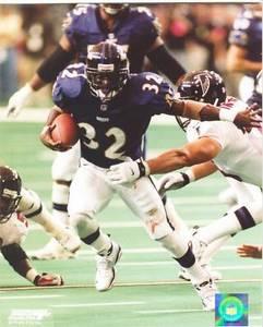 Eric Rhett Baltimore Ravens Photo