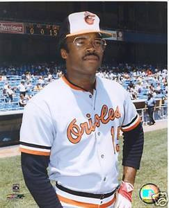 Dan Ford Baltimore Orioles Photo
