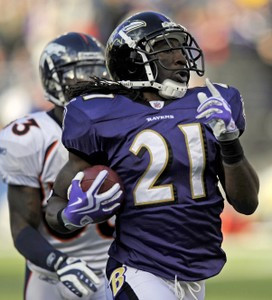 Our Lardarius Webb Autographed 11x14 Photo