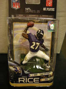Ray Rice McFarlane Figure