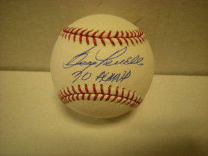 Boog Powell Auto Baseball