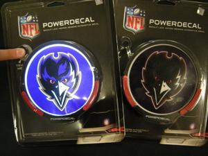 Baltimore Ravens Power Decal