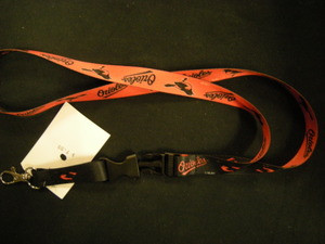 Baltimore Orioles Detachable Lanyard