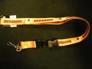 Washington Redskins Detachable Lanyard