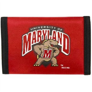 Maryland Terrapins Nylon Wallet