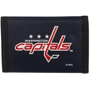 Washington Capitals Nylon Wallet