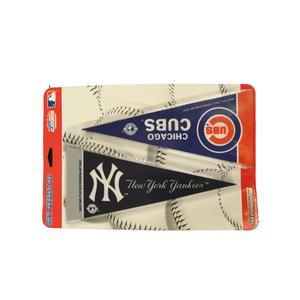 MLB Mini-Pennant Set