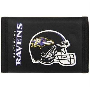 Baltimore Ravens Nylon Wallet