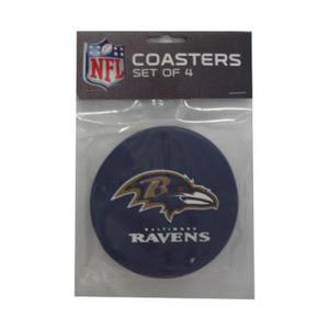 Baltimore Ravens Coaster Set