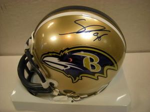 Sam Adams Auto Ravens Mini Helmet