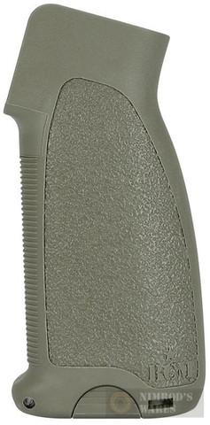 Bravo Co. BCM-GFG-MOD-0-FGreen BCM Gunfighter's Grip MOD0
