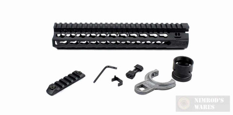 "Bravo Company KeyMod Rail 10"" AR 5.56 BCM-KMR-10-556-BLK"