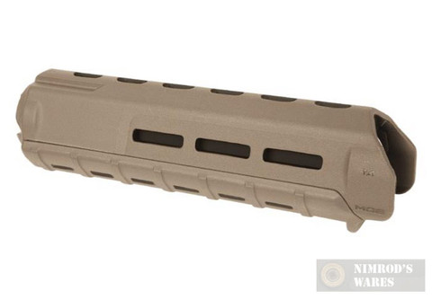 MAGPUL M-LOK Mid-Lenth Hand Guard for AR15 / M4 MAG426-FDE