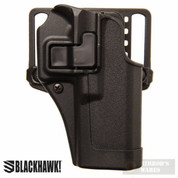 Blackhawk Serpa CQC Glock 42 Holster Right 410567BK-R