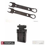 MAGPUL MAG535 & MAG536 Armorer's Wrench & BEV Armorer's Block Tool SET