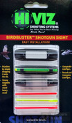 "HiViz BirdBuster FRONT Shotgun Sight 1/4""-3/8"" Ribs BB2005"