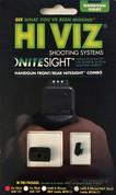 HiViz NITESIGHT™ Set GLOCK 9mm 40SW 357SIG GLN125