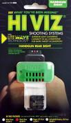 HiViz LITEWAVE™ Rear Sight for Glock .45 ACP 10mm .45GAP GLLW19