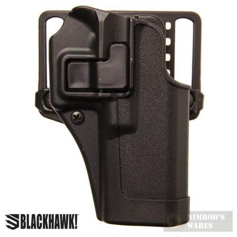 Blackhawk Serpa CQC HOLSTER GLOCK 43 G43 RIGHT 410568BK-R