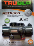 TruGLO 5 MOA Red Dot Scope / Sight TG8030B